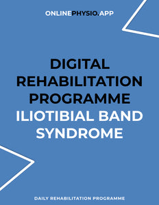 IT Band Syndrome Rehabilitation Programme-OnlinePhysio.app