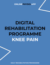 Load image into Gallery viewer, Knee Pain Rehabilitation Programme-OnlinePhysio.app
