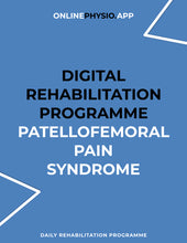Load image into Gallery viewer, Patellofemoral Pain Syndrome Rehabilitation Programme-OnlinePhysio.app