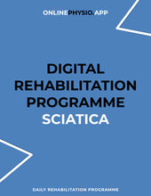 Load image into Gallery viewer, Sciatica Rehabilitation Programme-OnlinePhysio.app