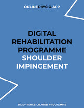 Load image into Gallery viewer, Shoulder Impingement Rehabilitation Programme-OnlinePhysio.app