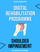 Load image into Gallery viewer, Shoulder Impingement Rehabilitation Programme