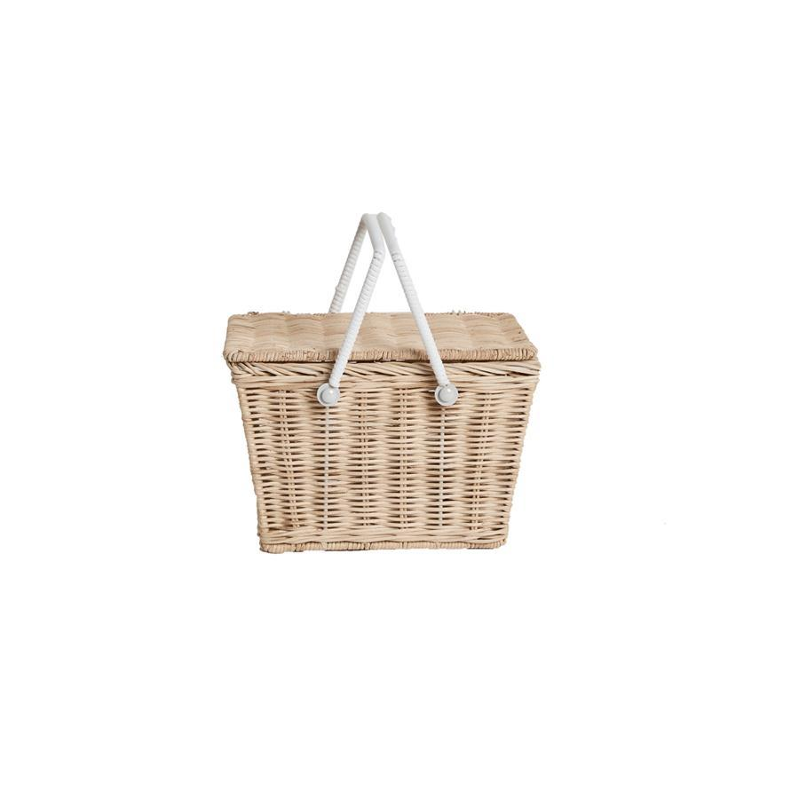 "Picknickkorb ""Piki Basket Straw"""