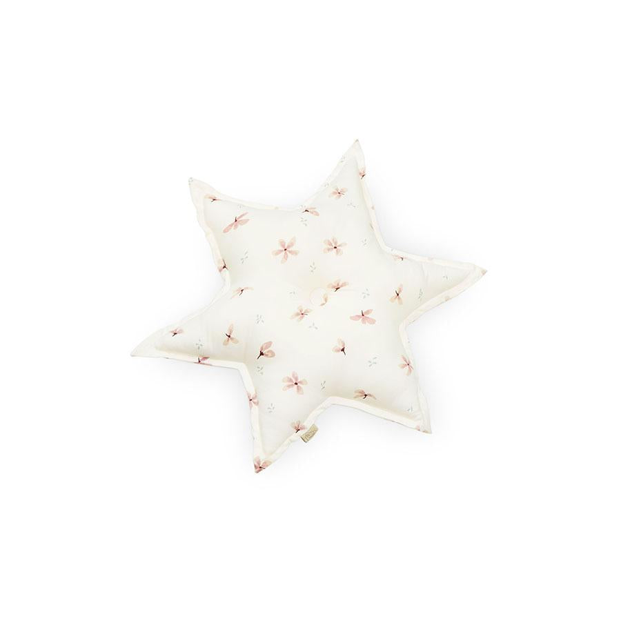 "Deko-Kissen ""Star Windflower Cream"""