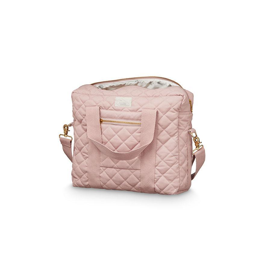 "Wickeltasche ""Soft Rose"""