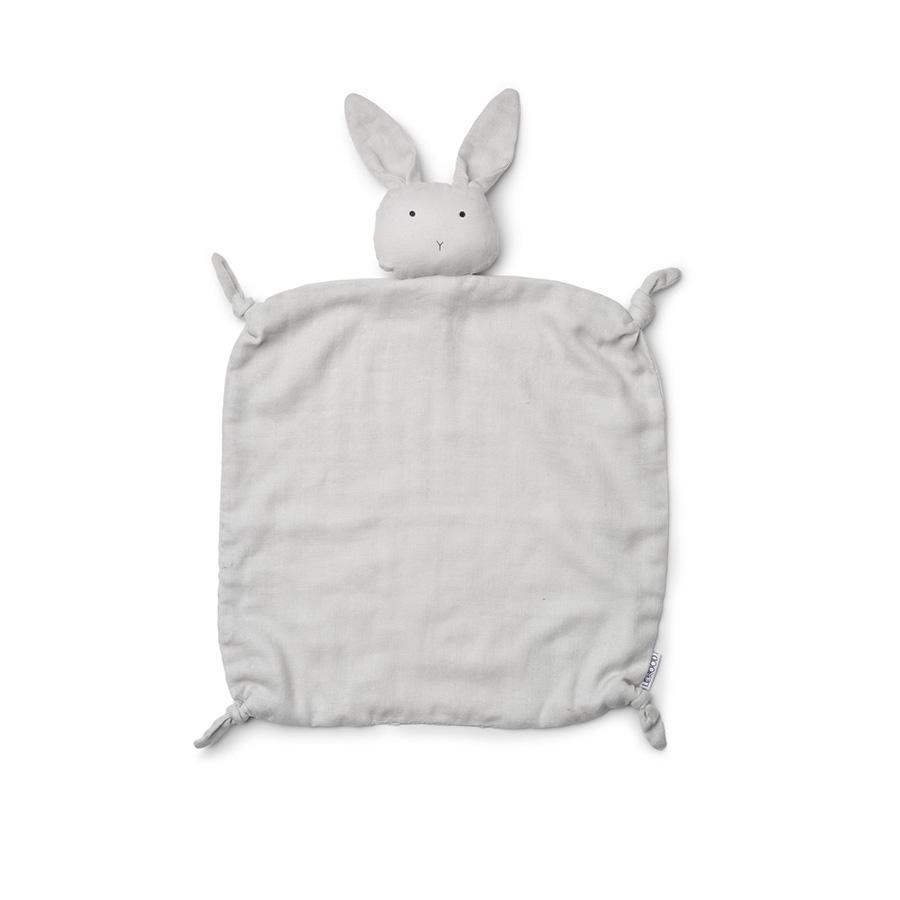 "Liewood Schmusetuch ""Agnete Rabbit Dumbo Grey"" - kyddo"