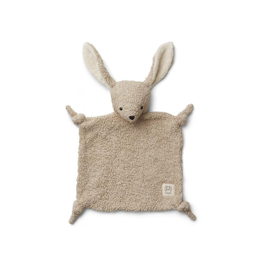 "Schmusetuch ""Lotte Rabbit Pale Grey"""