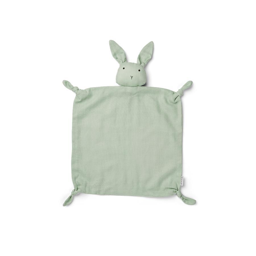 "Liewood Schmusetuch ""Agnete Rabbit Dusty Mint"" - kyddo"