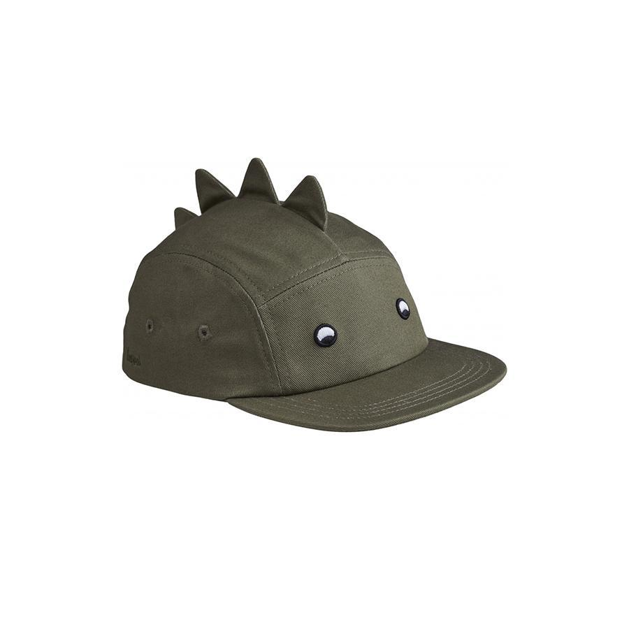 "Sonnenkappe ""Rory Dino Faune Green"""