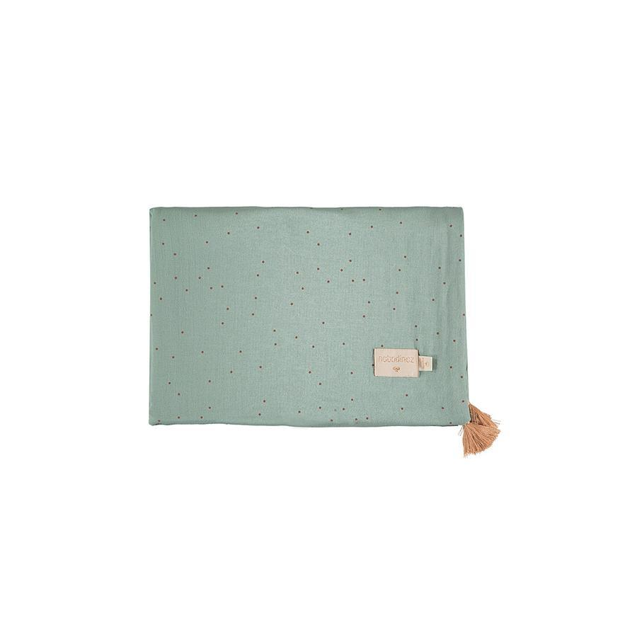 "Babydecke ""Treasure Toffee Sweet Dots / Eden Green"""