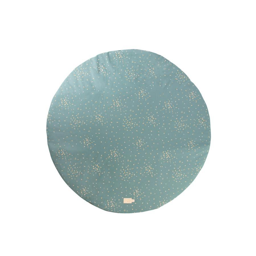 "Spielmatte ""Full Moon Gold Confetti / Magic Green"""