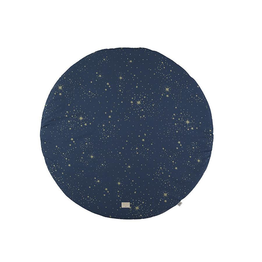 "Nobodinoz Spielmatte ""Full Moon Gold Stella Night Blue"" - kyddo"