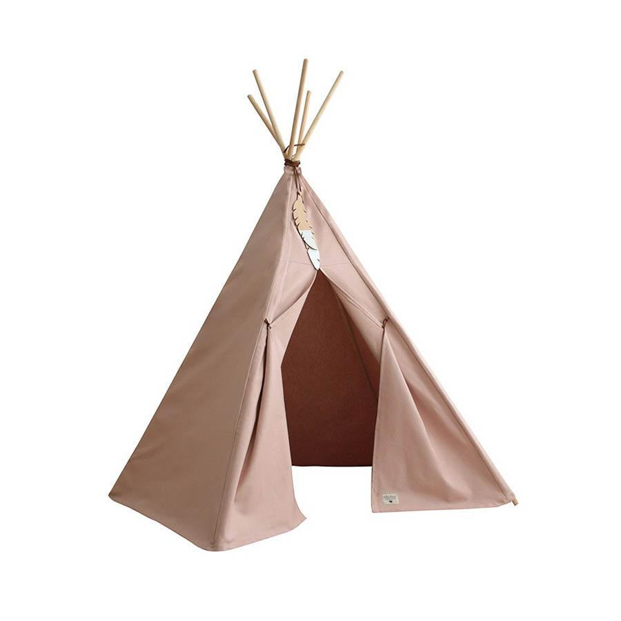 "Nobodinoz Tipi ""Nevada Bloom Pink"" - kyddo"