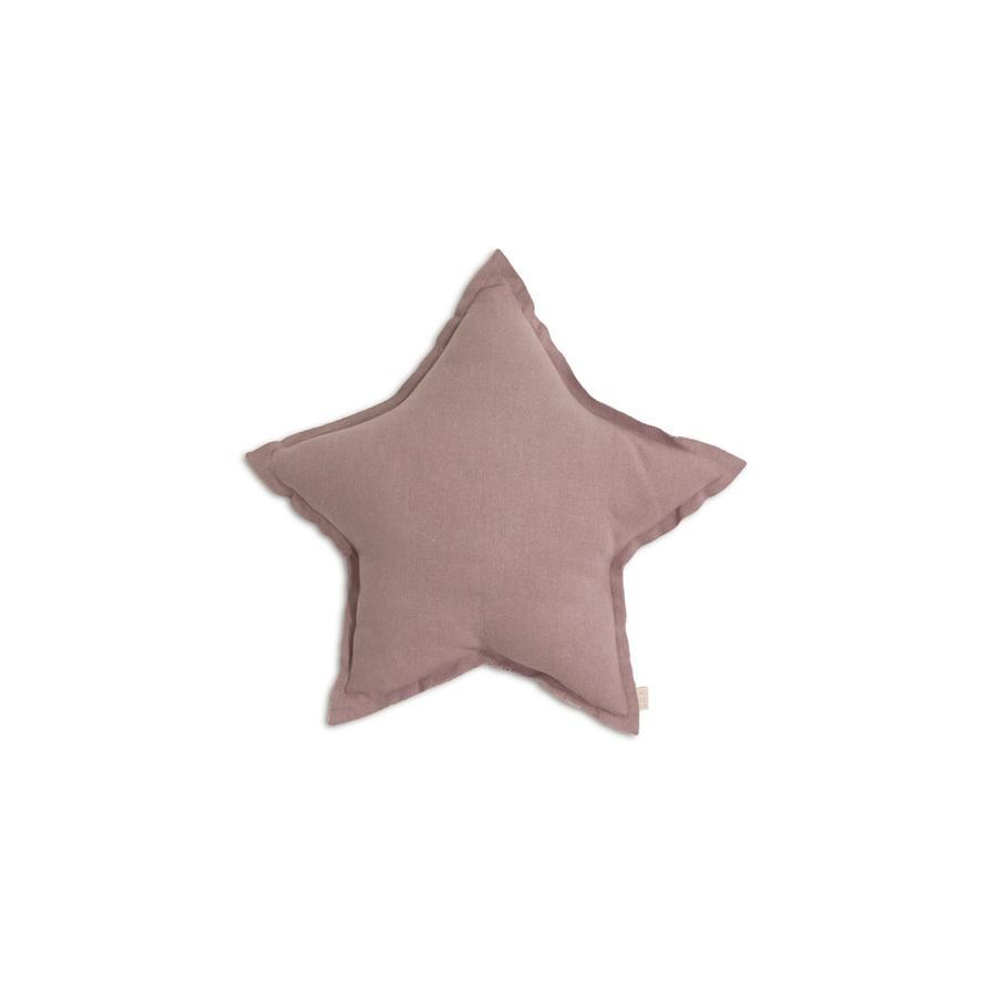 "Kissen ""Star Dusty Pink"""