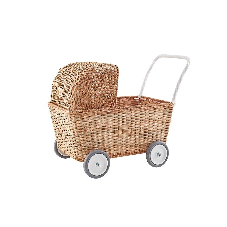 "Puppenkinderwagen ""Strolley Natural"""