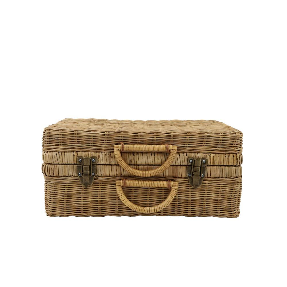 "Rattan-Koffer ""Toaty Natural"""