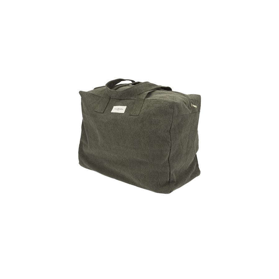 "Weekend Bag ""Elzevir Military Green"""