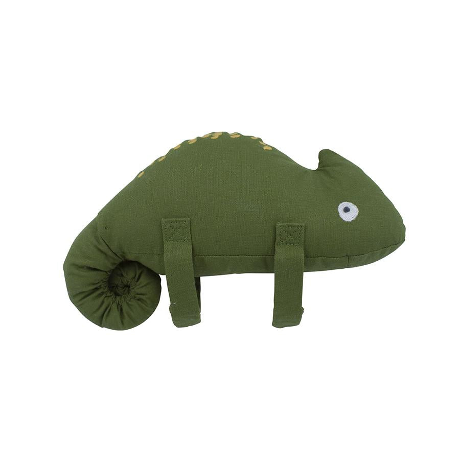 "Mobile ""Carley The Chameleon Moss Green"" mit Musik"