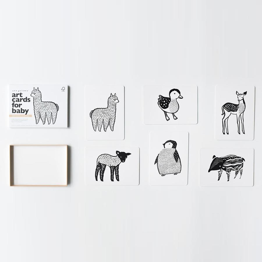 "Tierkarten ""Baby Animals Collection"""