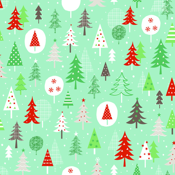 Fabric Collection - Christmas Wish