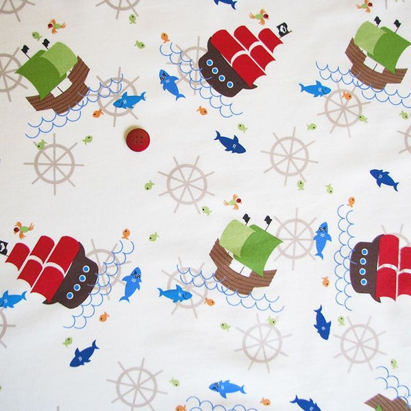 Fabric Collection - Shiver Me Timbers!