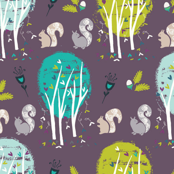 Fabric Collection - Enchanted Forest