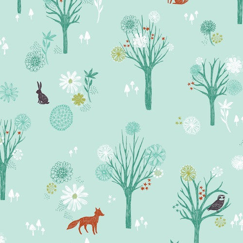 Fabric Collection - Wildwood
