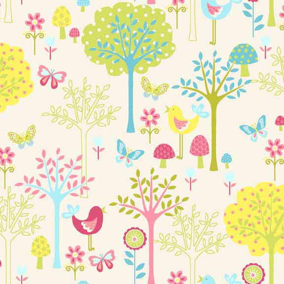 Fabric Collection - Flo's Garden