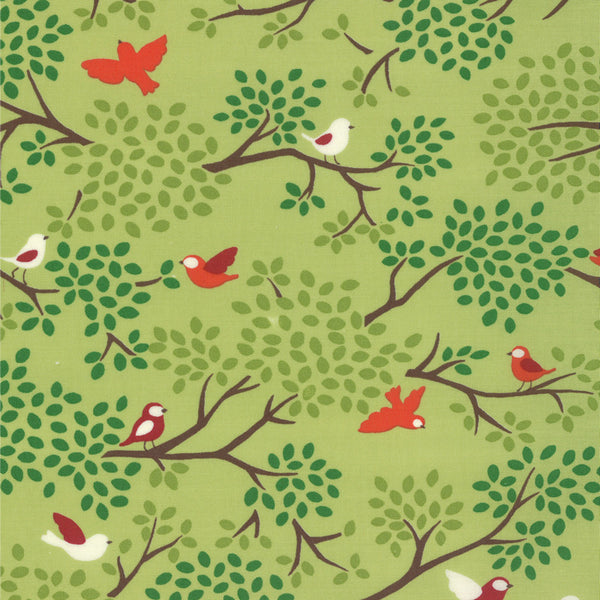 Fabric Collection - Chirp Chirp