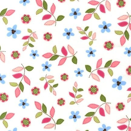 Fabric Collection - Bonny Bloom Flannel