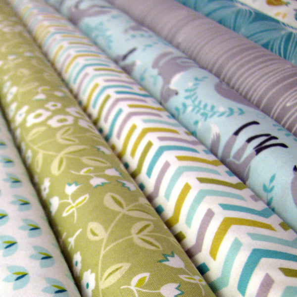 Fabric Collection - Les Amis