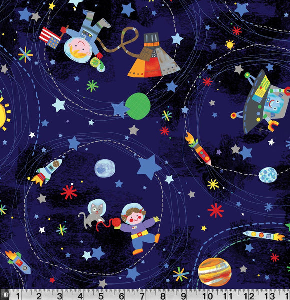 Fabric Collection - Out Of This World