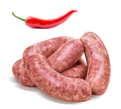 Italian Fresh Sausages - Spicy
