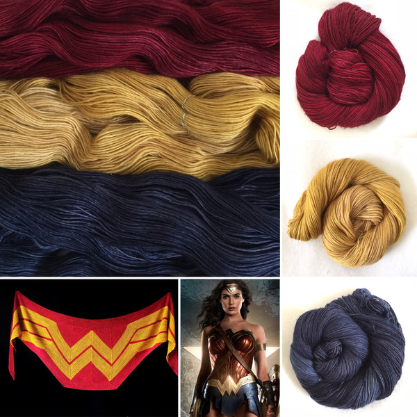 Wonder Woman Red
