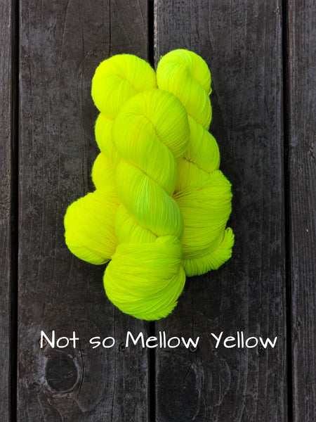 Not So Mellow Yellow