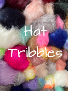 Hat Tribbles (aka Pompoms)