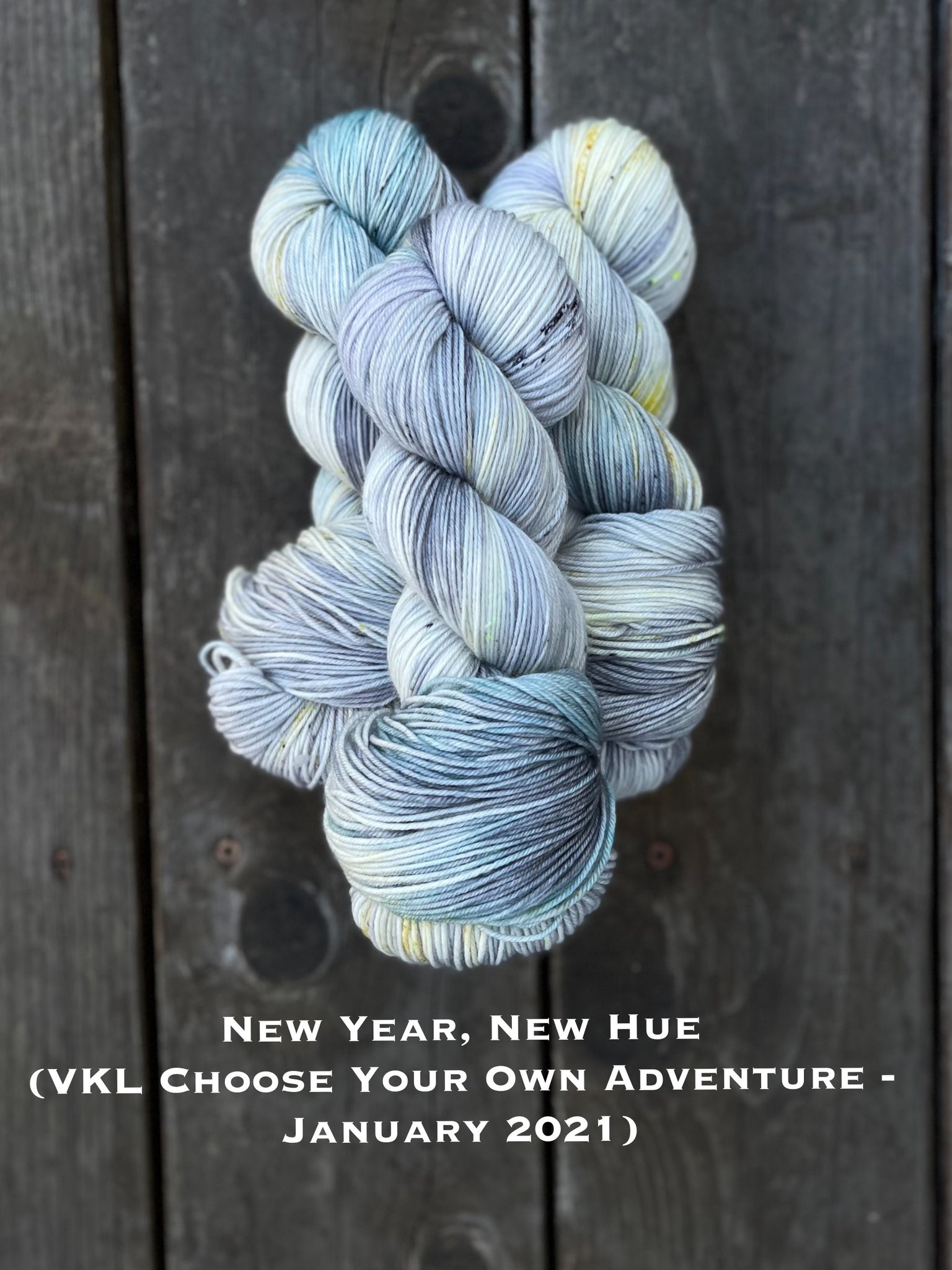 New Year, New Hue (VKL Choose Your Own Adventure - January 2021)