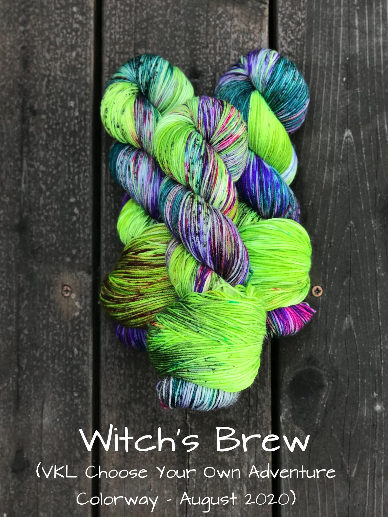 Witch's Brew (VKL Choose Your Own Adventure)