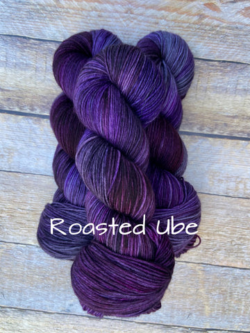 Roasted Ube