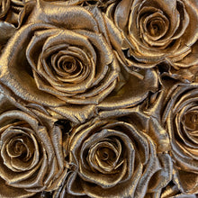 Load image into Gallery viewer, Glamorous Gold infinity rose colour | Bling Blooms