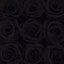 Load image into Gallery viewer, Jet Set Black infinity rose colour | Bling Blooms
