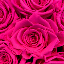 Load image into Gallery viewer, Neon Pink infinity rose colour | Bling Blooms