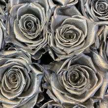 Load image into Gallery viewer, Stunning Silver infinity rose colour | Bling Blooms