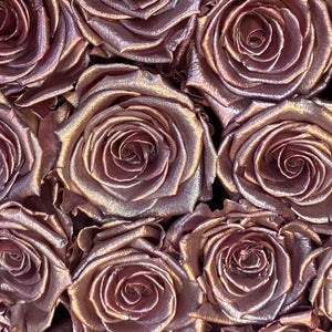 Vintage Pink infinity rose colour | Bling Blooms