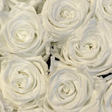 Load image into Gallery viewer, White Purity infinity rose colour | Bling Blooms