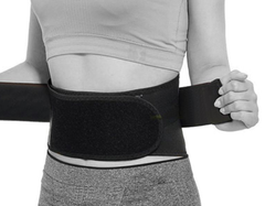SOLACE : Self-heating Waist Belt