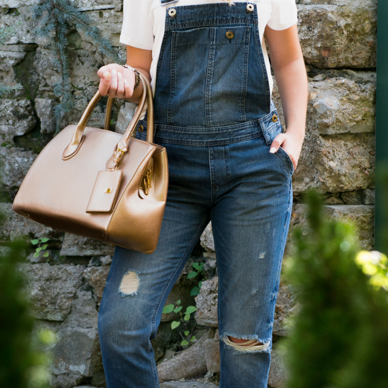 How To Create An Outfit With Overalls