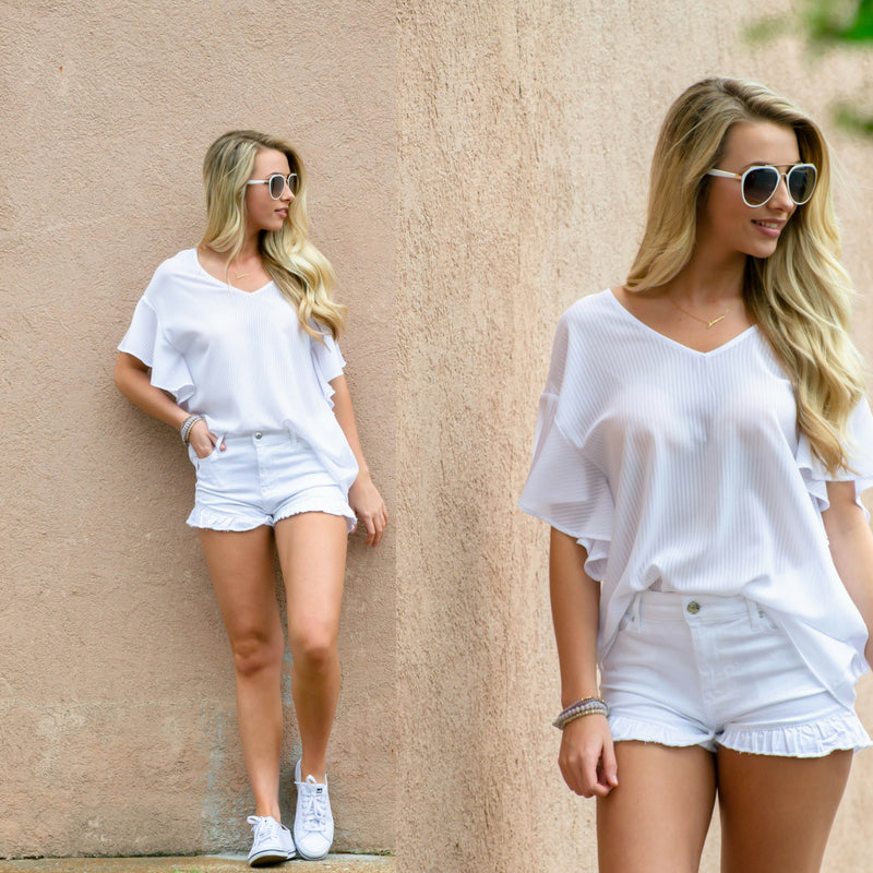 How To Style 3 All-White Outfits