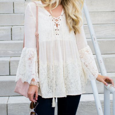 Fallin' For Lace