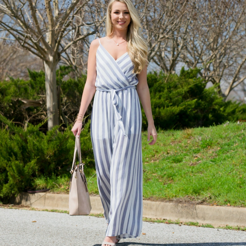 66e1e2061c7 How To Style a Striped Jumpsuit For Spring - Siloe